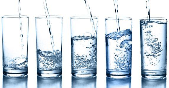 illustation verre d'eau