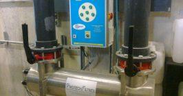 déchloraminateur centre aquatique la clusaz