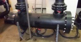 Appareil type HO48PE bassin des manchots